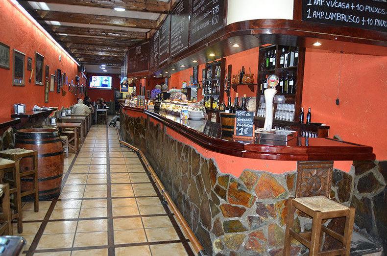 Restaurante con menú del día económico en Manresa