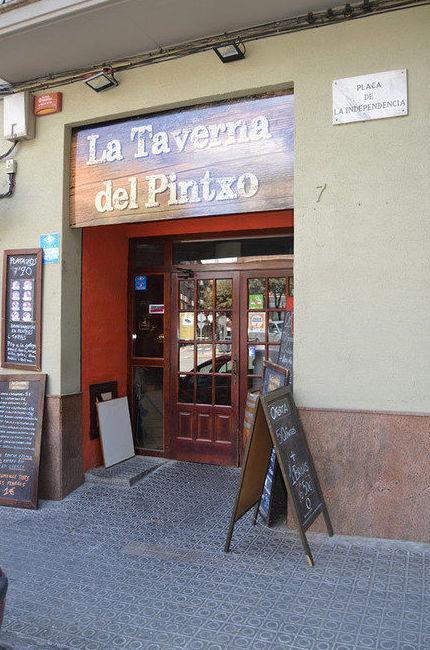 Bar especializado en tapa y pintxos en Manresa