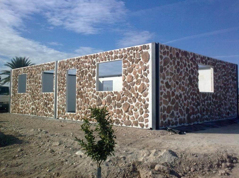 Foto 9 de Hormigón (prefabricados) en Fuente Álamo de Murcia | Murplaca