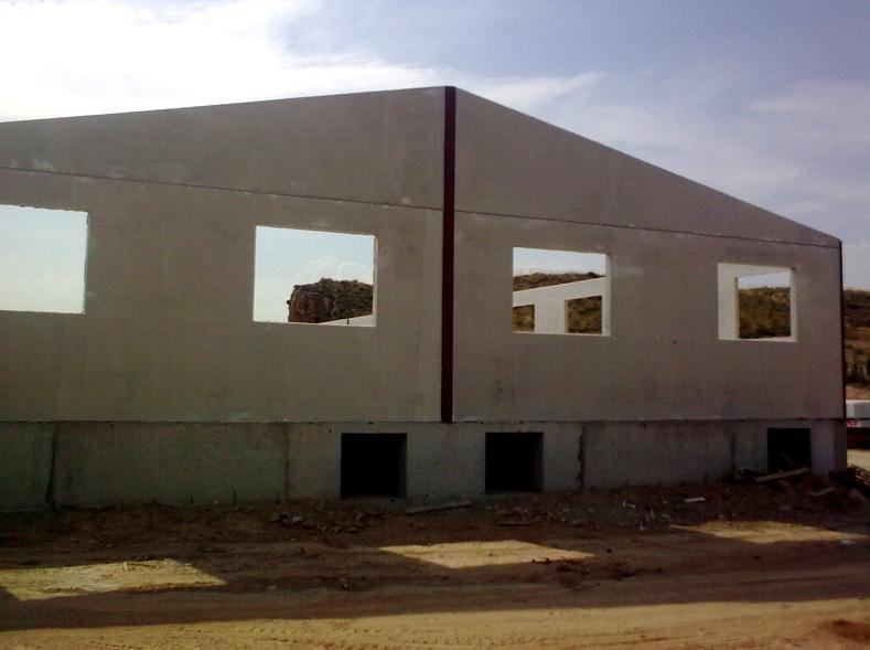 Foto 35 de Hormigón (prefabricados) en Fuente Álamo de Murcia | Murplaca