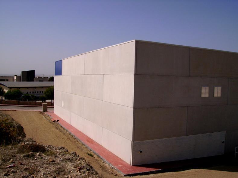Foto 38 de Hormigón (prefabricados) en Fuente Álamo de Murcia | Murplaca