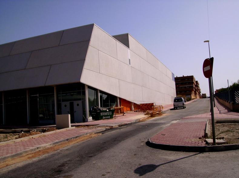 Foto 42 de Hormigón (prefabricados) en Fuente Álamo de Murcia | Murplaca