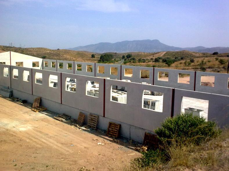 Foto 33 de Hormigón (prefabricados) en Fuente Álamo de Murcia | Murplaca