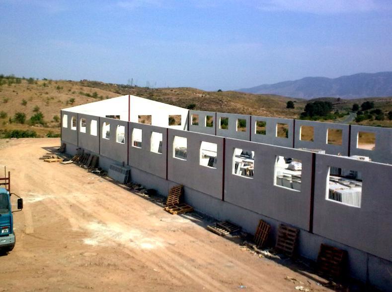 Foto 32 de Hormigón (prefabricados) en Fuente Álamo de Murcia | Murplaca