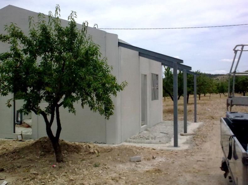 Foto 17 de Hormigón (prefabricados) en Fuente Álamo de Murcia | Murplaca