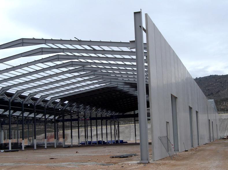 Foto 31 de Hormigón (prefabricados) en Fuente Álamo de Murcia | Murplaca