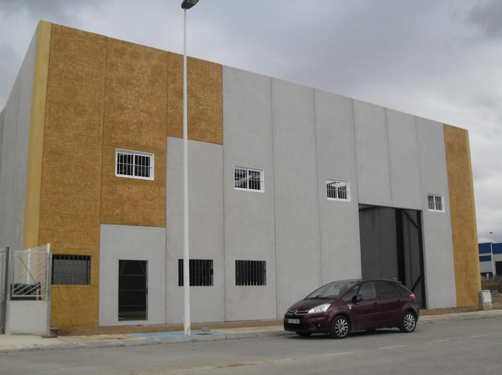 Foto 24 de Hormigón (prefabricados) en Fuente Álamo de Murcia | Murplaca