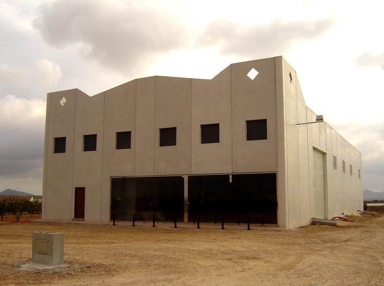 Foto 26 de Hormigón (prefabricados) en Fuente Álamo de Murcia | Murplaca