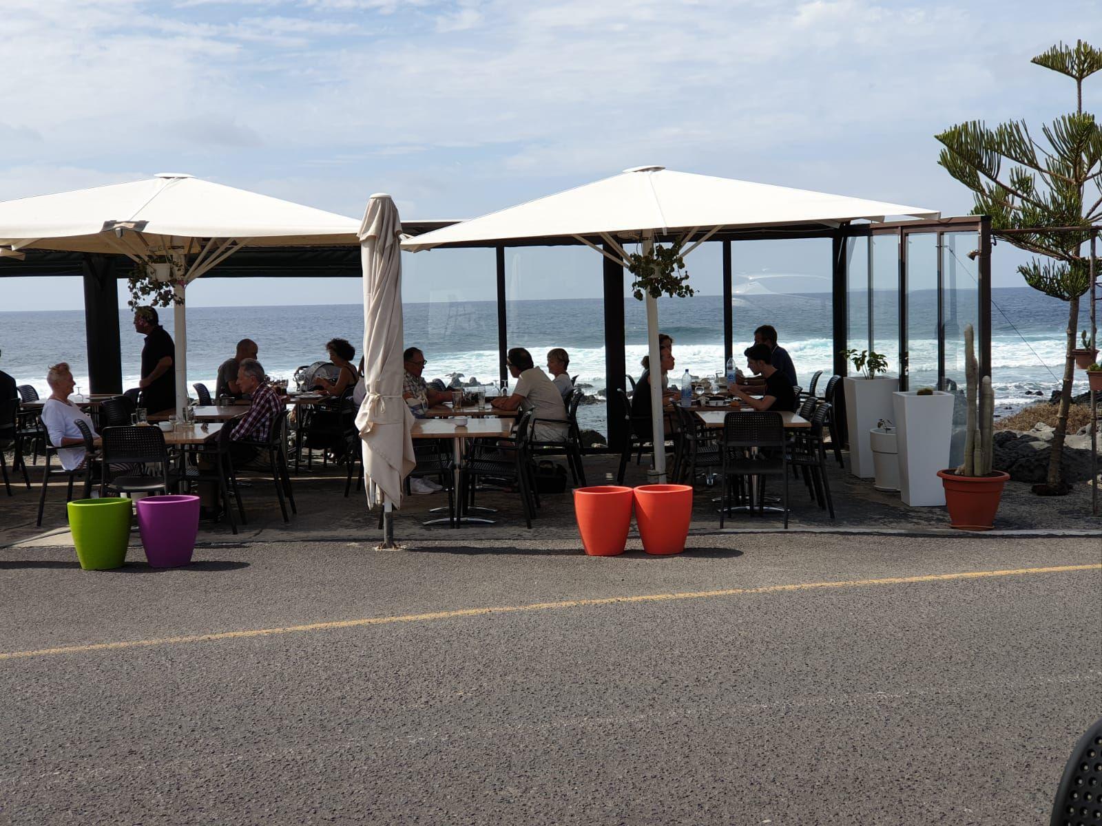 Restaurante con pescado fresco en El Golfo Yaiza