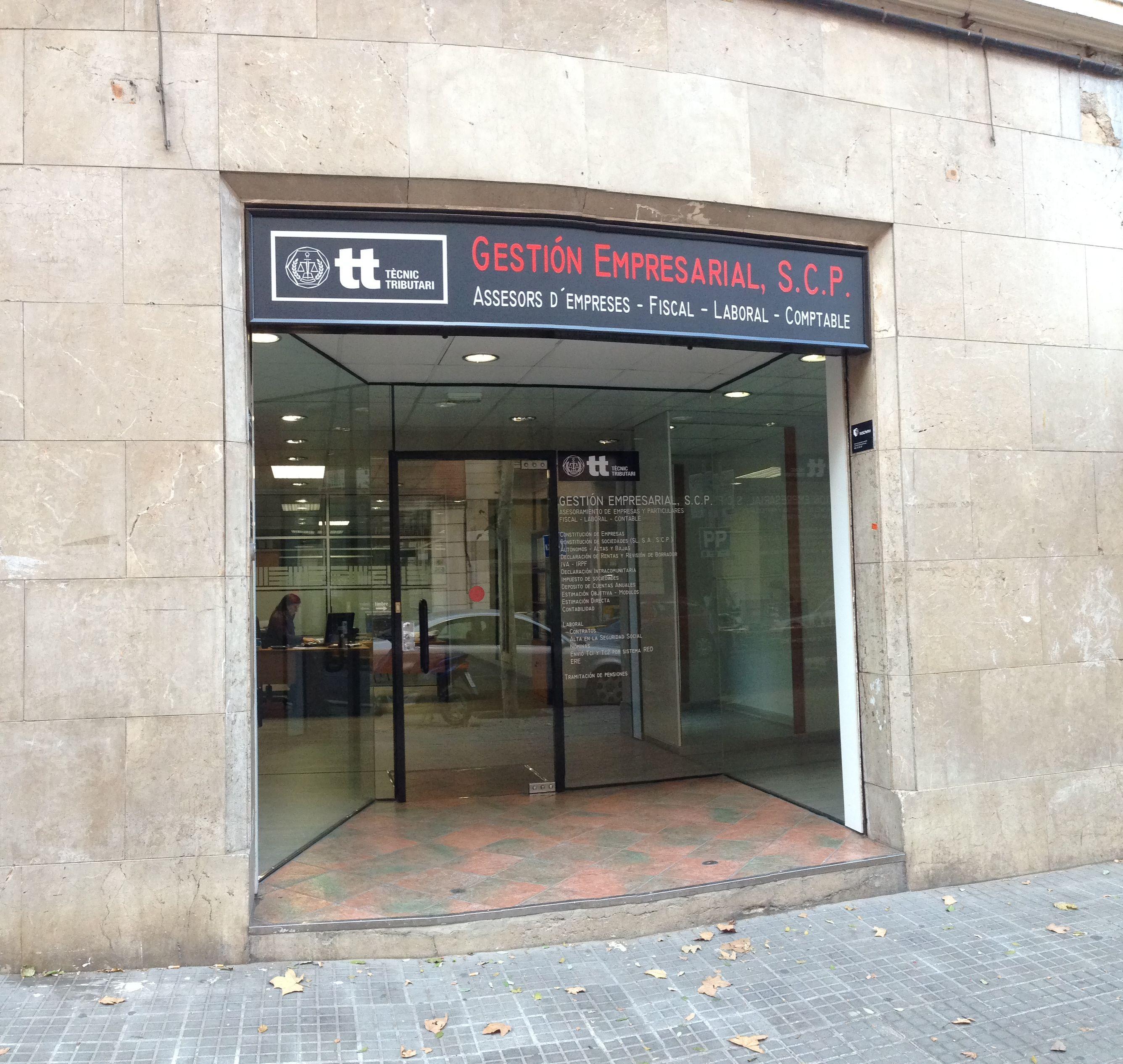 Gestor a empresas en barcelona scp gesti n empresarial - Empresas constructoras en barcelona ...