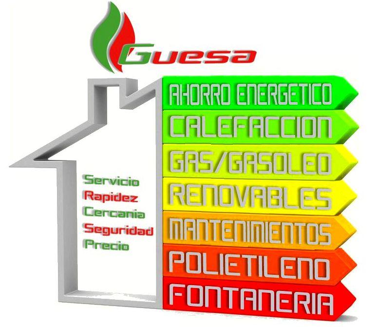 Instalaciones de gas, calefaccion y calderas