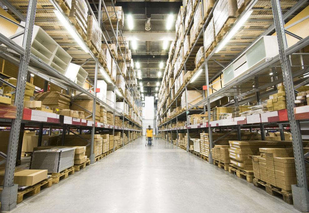 Almacenamiento y gestión de almacenes: ¿Qué hacemos? de Guesa