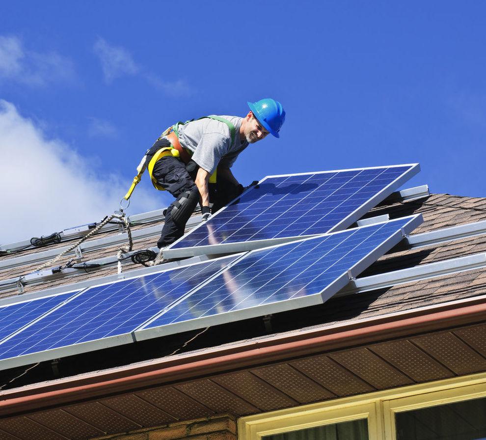 Instalaciones solares y energías renovables: ¿Qué hacemos? de Guesa