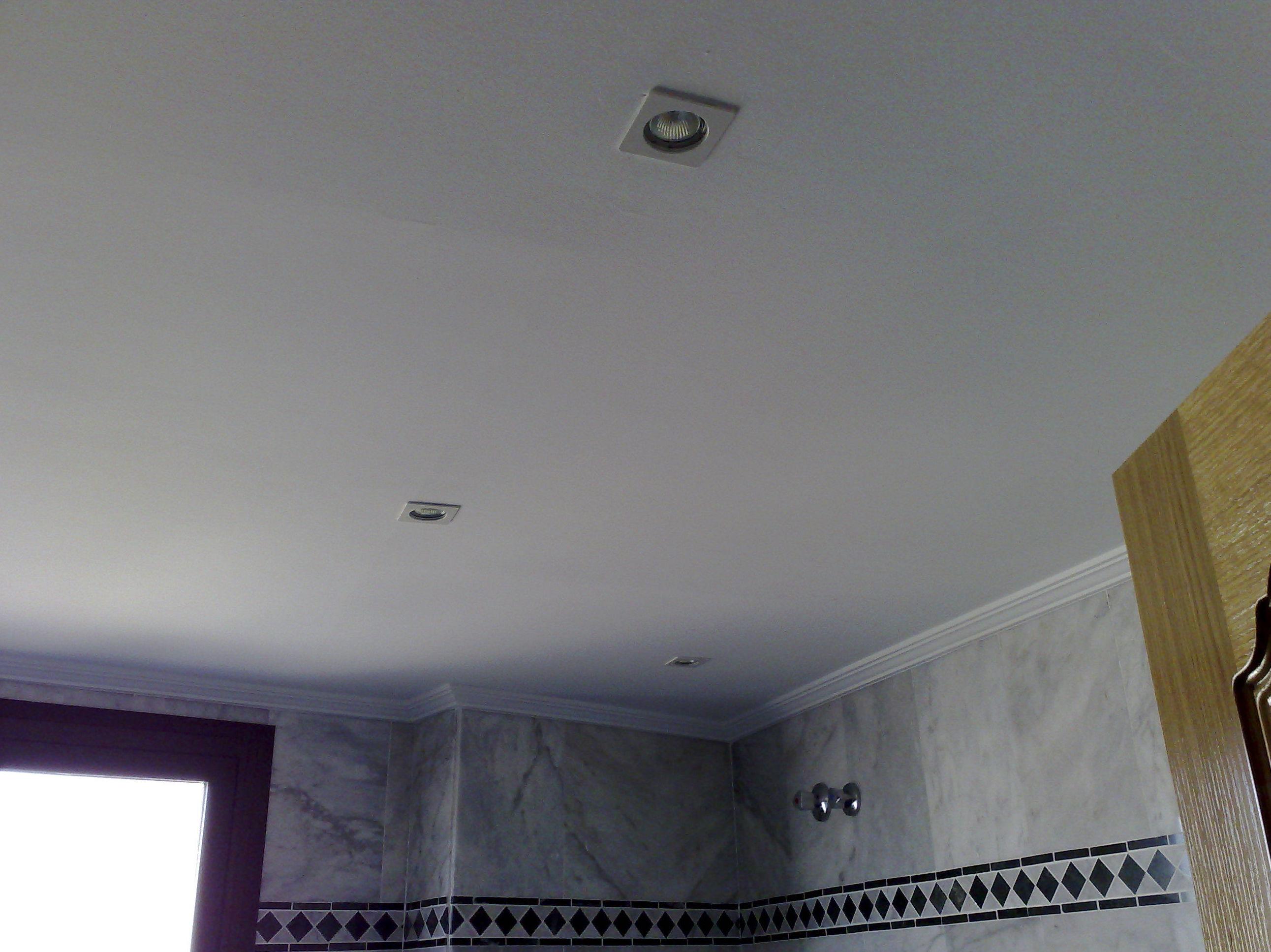 Instalación de sistemas de iluminación