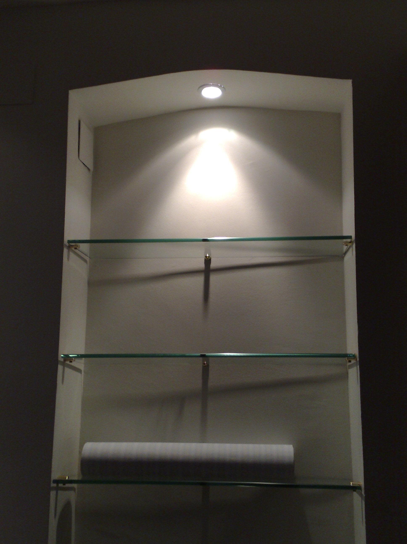 Instalación de aparatos de iluminación