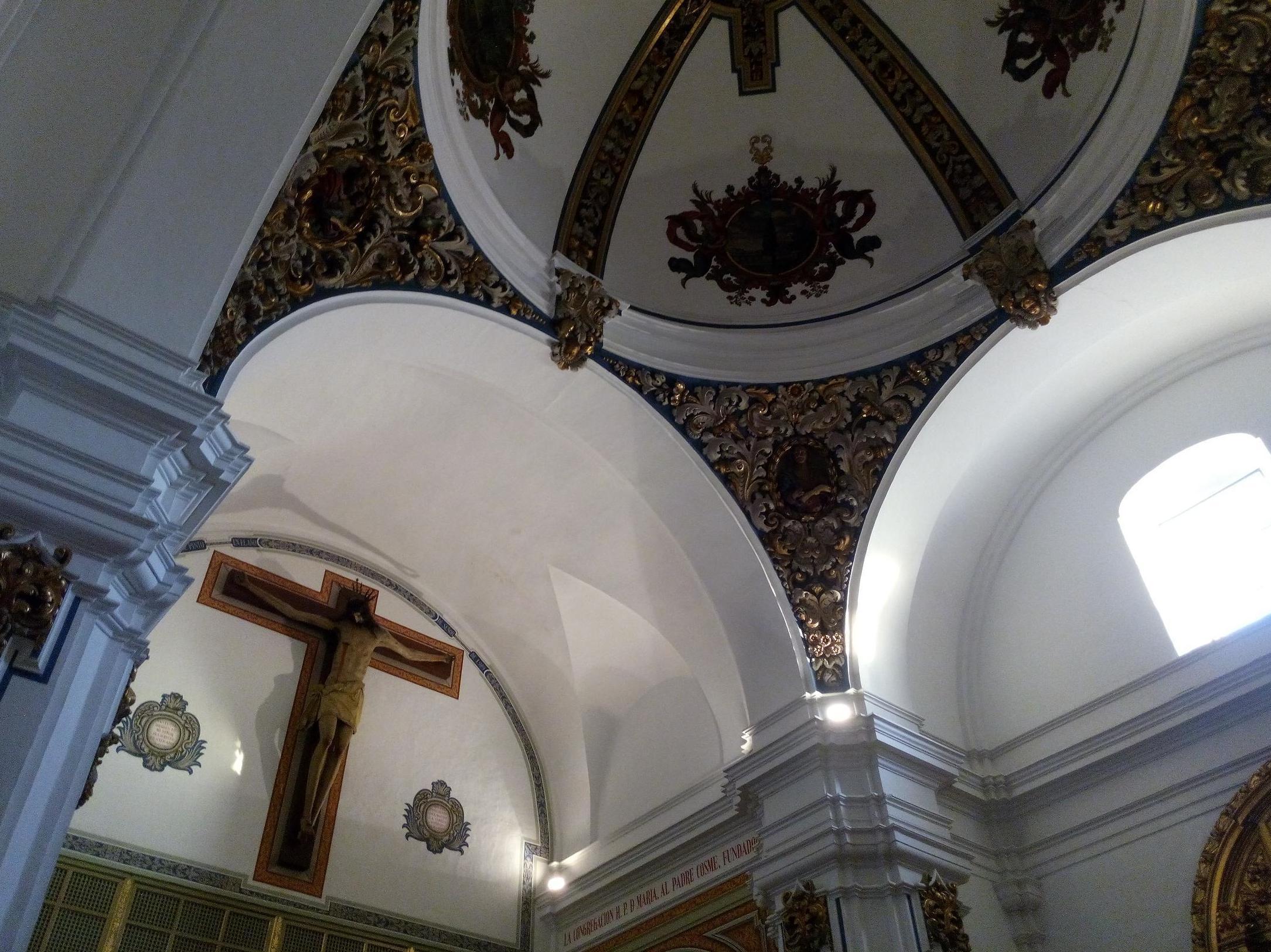 Iluminación de bóvedas