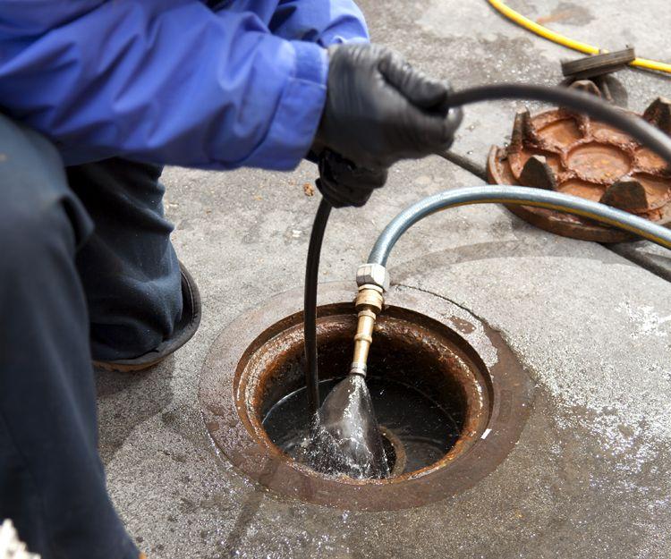 Limpieza de arquetas en Gijón