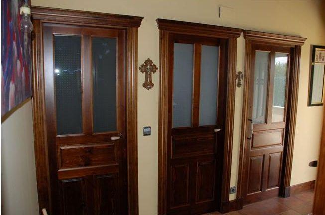 Puertas de interior en Navarra