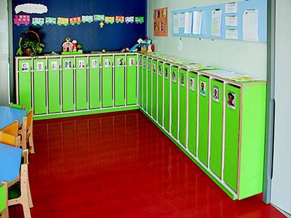 Especializados en mobiliario a medida para guarderías en Tajonar