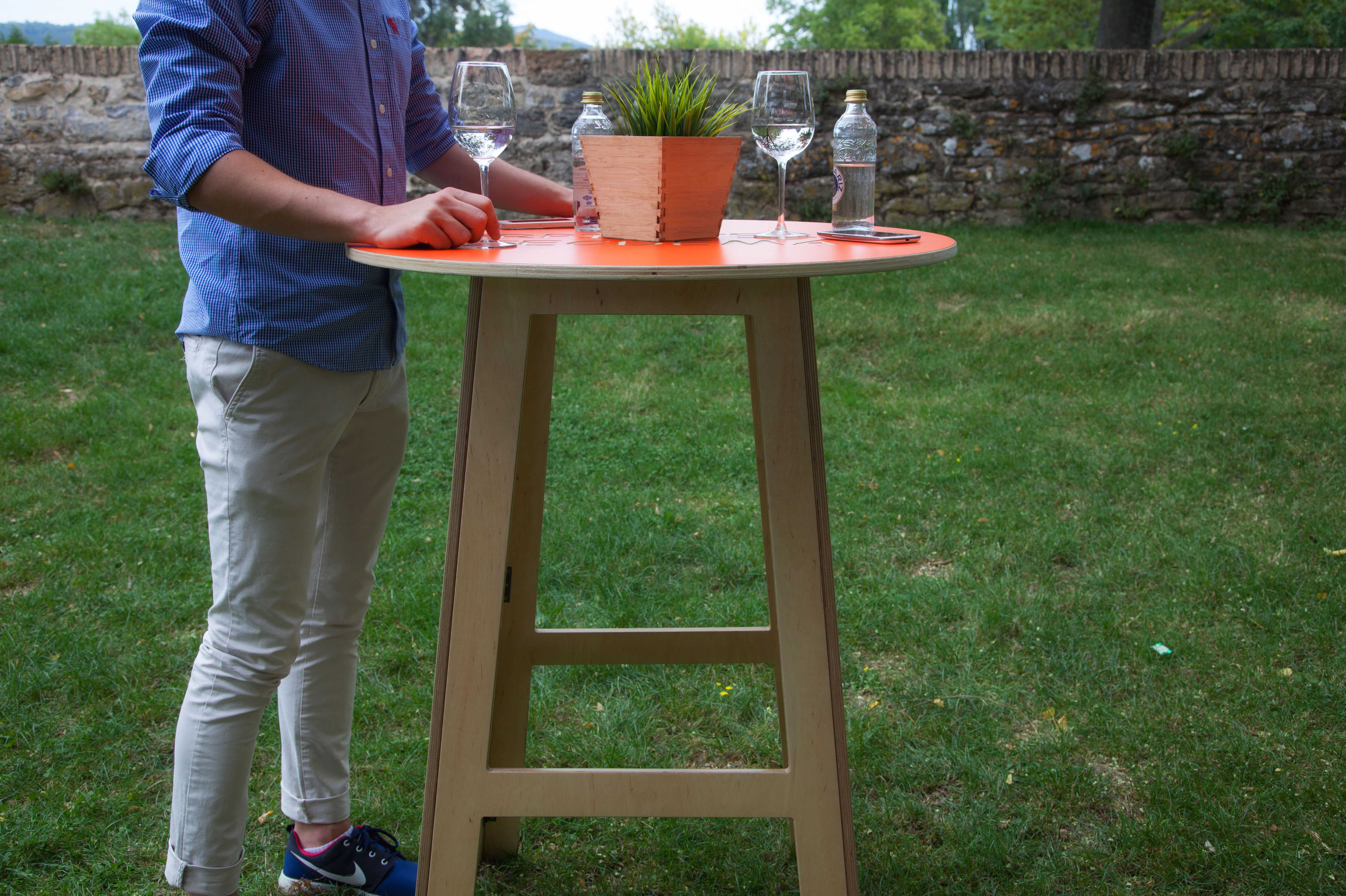 Plegable Hosteler A Ideal Para Terrazas Productos De Tecdema S L  # Muebles Tajonar