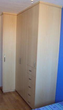 Armario para cuarto juvenil en Navarra