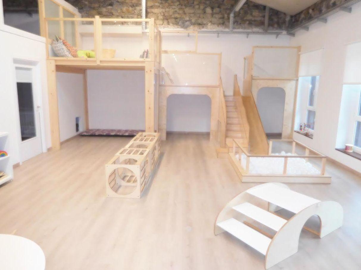 Mobiliario infantil en Tajonar