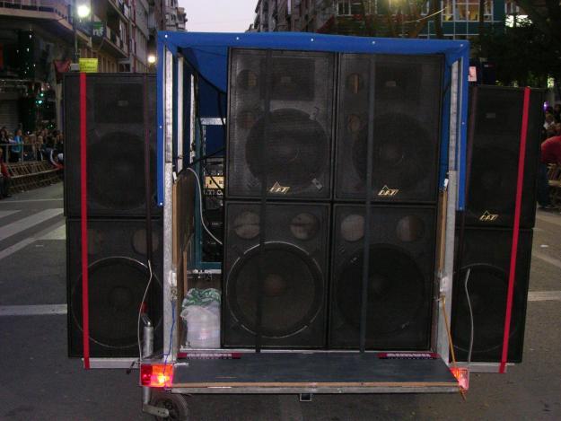 Foto 7 de Audiovisuales (alquiler y venta de equipos) en Madrid | Tecnimedia Audiovisual, S.L.