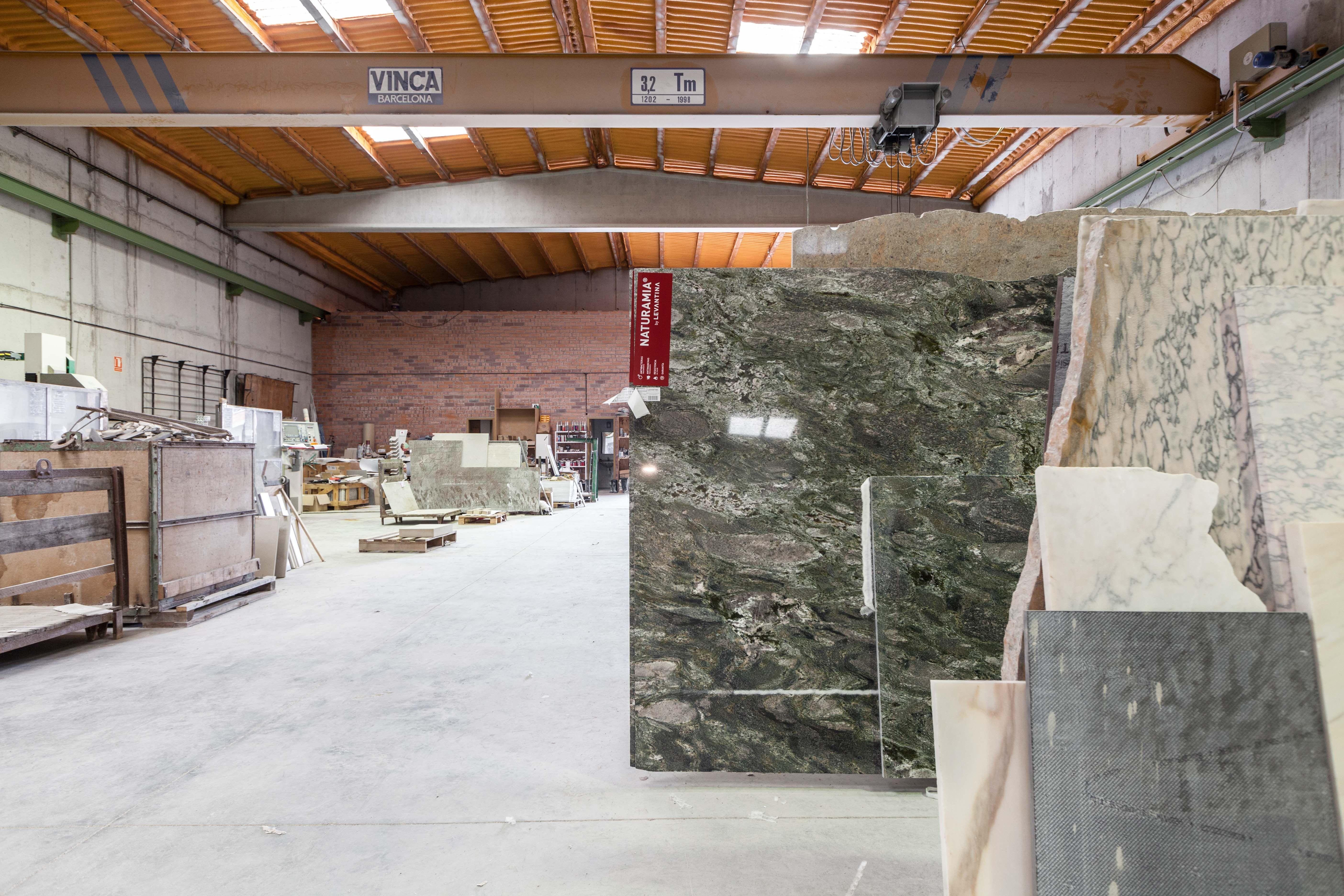 Foto 17 de Mármoles y granitos en Igualada   Marbres i Derivats Alonso, S. L.