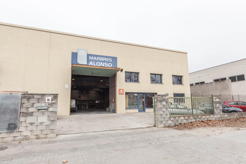 Foto 1 de Mármoles y granitos en Igualada | Marbres i Derivats Alonso, S. L.