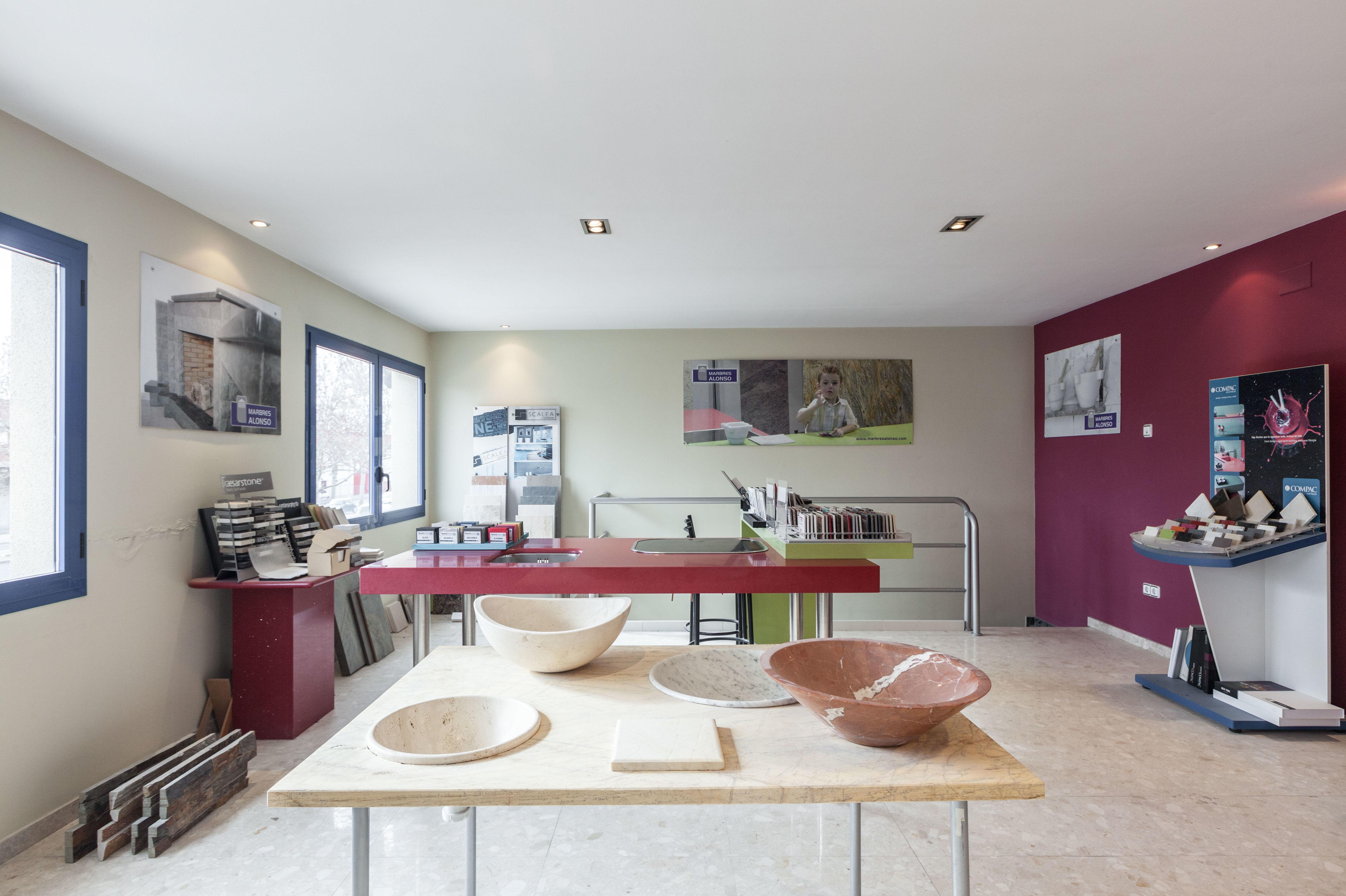 Marmoles y Granitos Barcelona