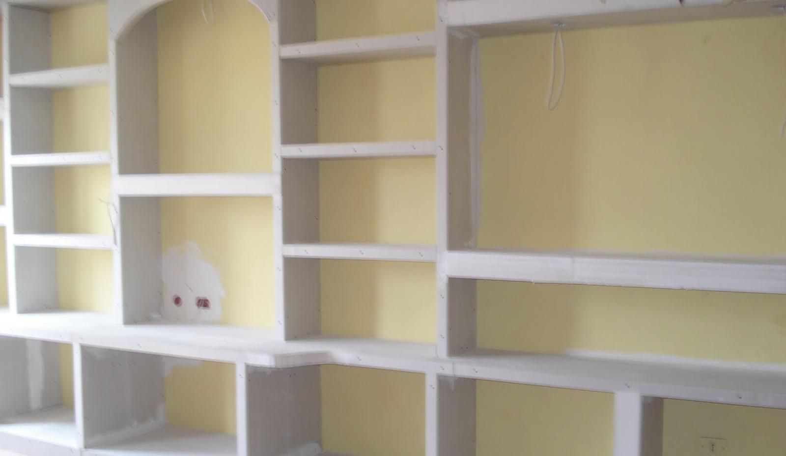 Hacemos librerías de pladur
