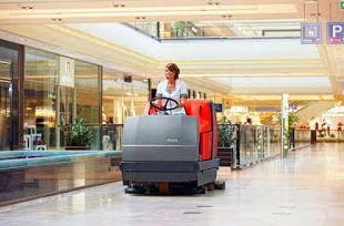 Limpieza de centros comerciales: Servicios de Limpiezas Elvira