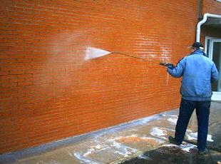 Eliminación de pintadas en fachadas: Servicios de Limpiezas Elvira