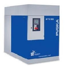 Compresores rotativos de tornillo serie RTD