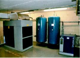 Foto 1 de Compresores en Badalona | Pneumàtica Leo