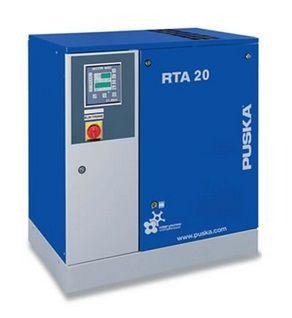 Compresores rotativos de tornillo serie RTA