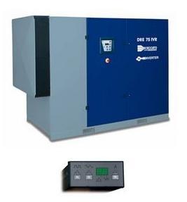 Compresores rotativos de tornillo DRE