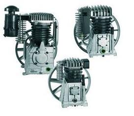 Compresores de pistón - cabezales fundición de aluminio
