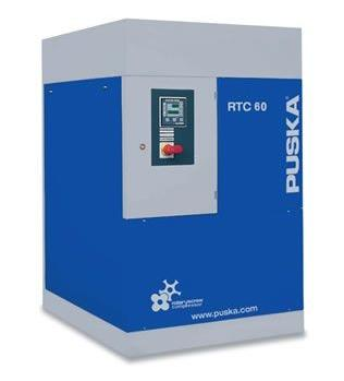 Compresores rotativos de tornillo serie RTC