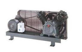 Compresores de pistón serie Industrial alta presión