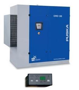 Compresores rotativos de tornillo serie DRD