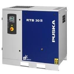 Compresores rotativos de tornillo serie RTB