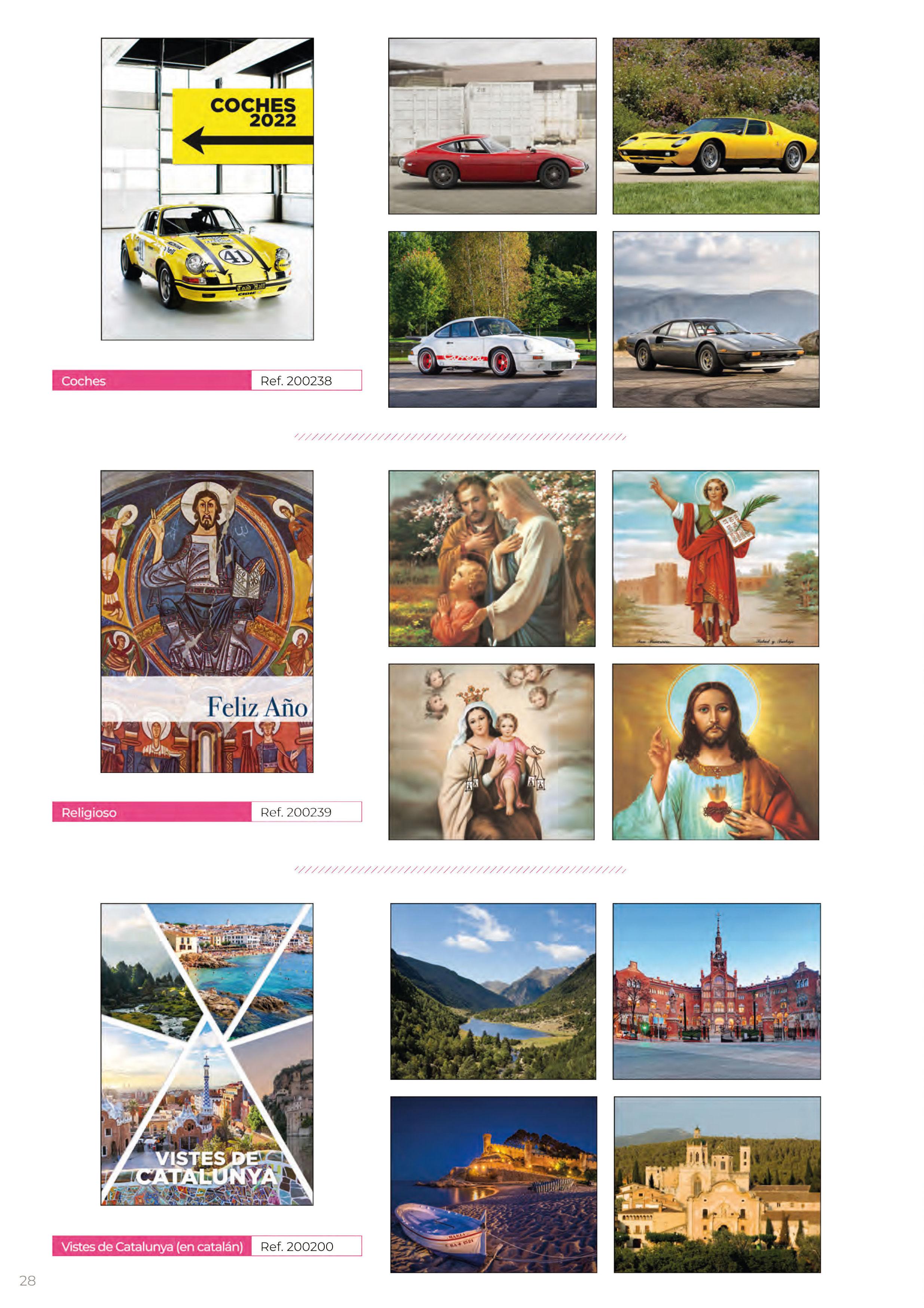 Foto 295 de Calendarios en Madrid | Gráficas Kalendex