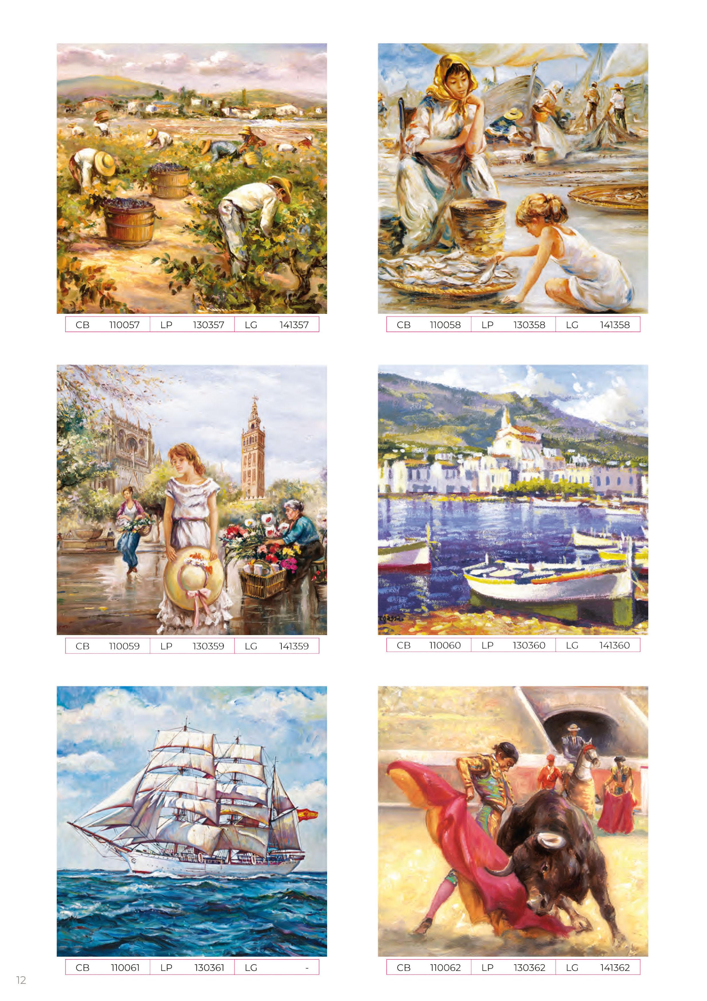 Foto 279 de Calendarios en Madrid | Gráficas Kalendex