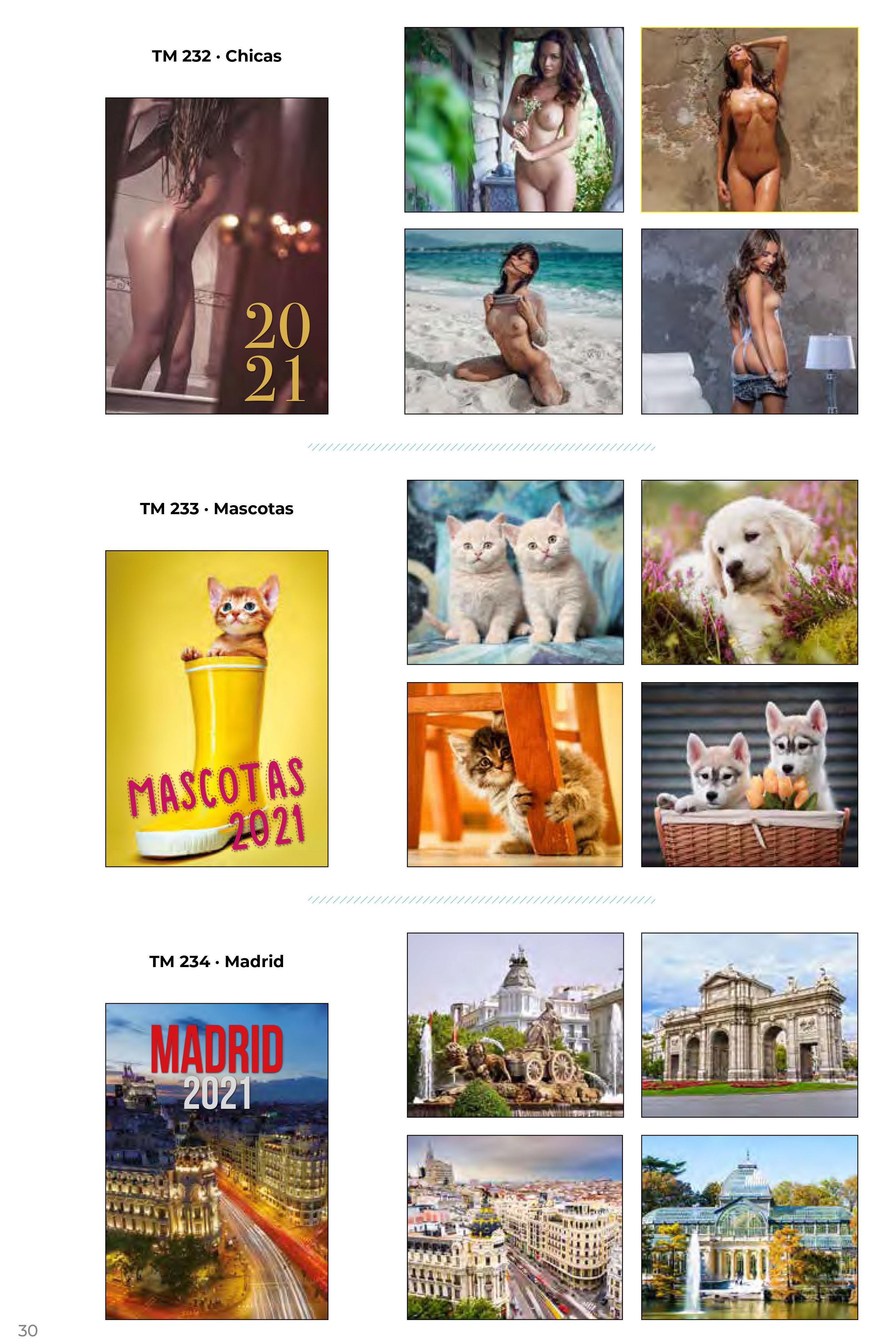 Foto 32 de Calendarios en Madrid | Gráficas Kalendex
