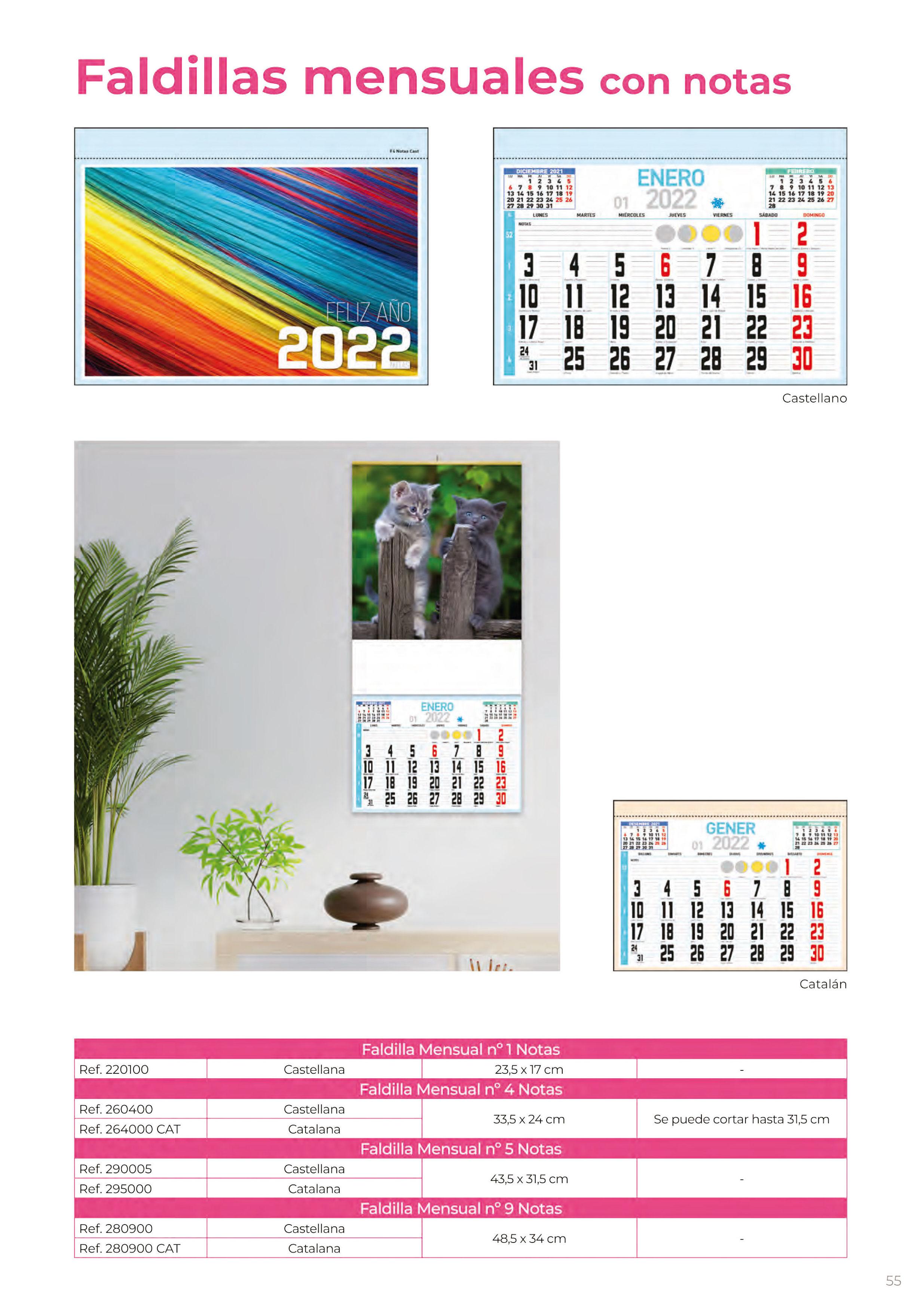 Foto 322 de Calendarios en Madrid   Gráficas Kalendex
