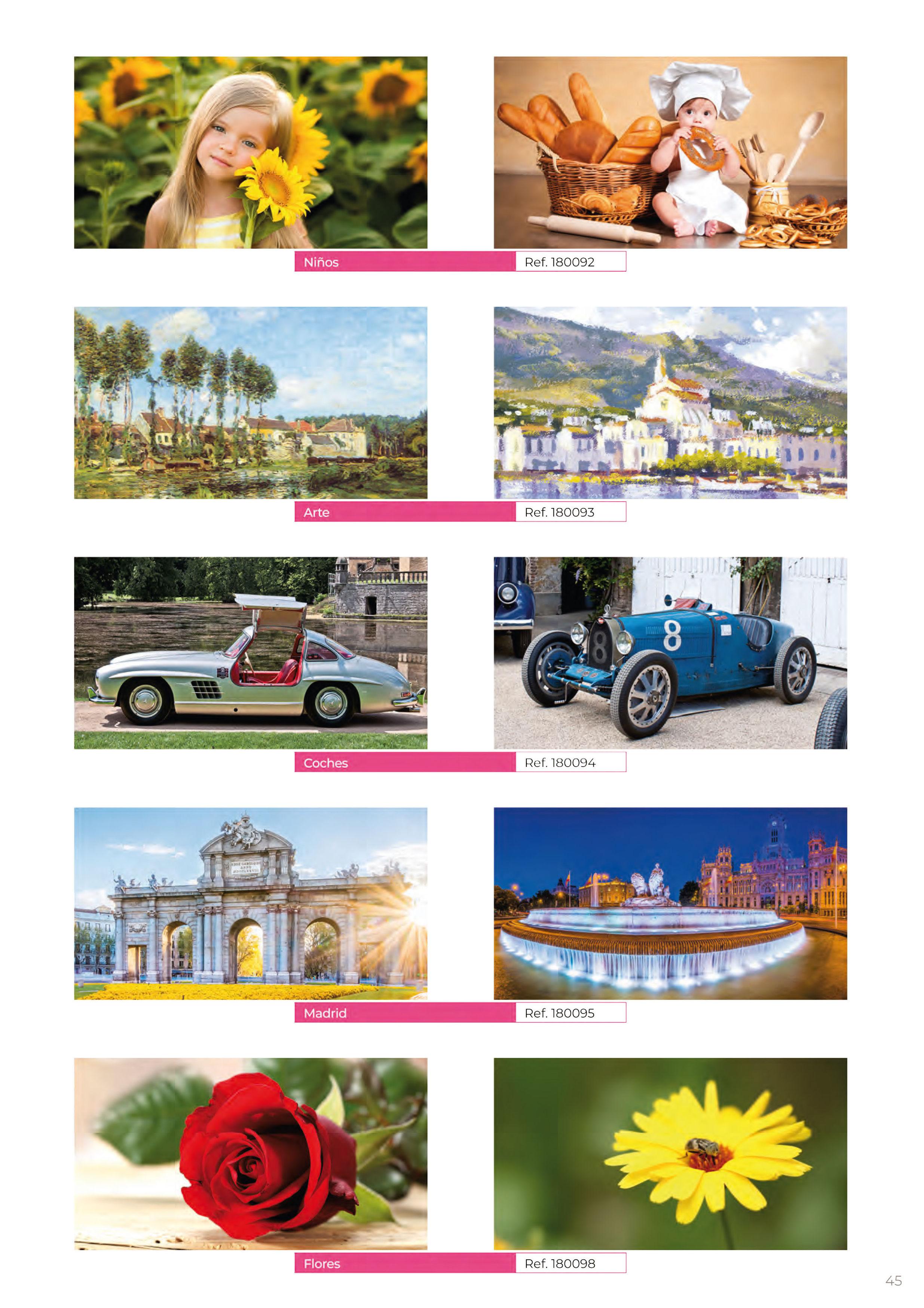 Foto 312 de Calendarios en Madrid   Gráficas Kalendex