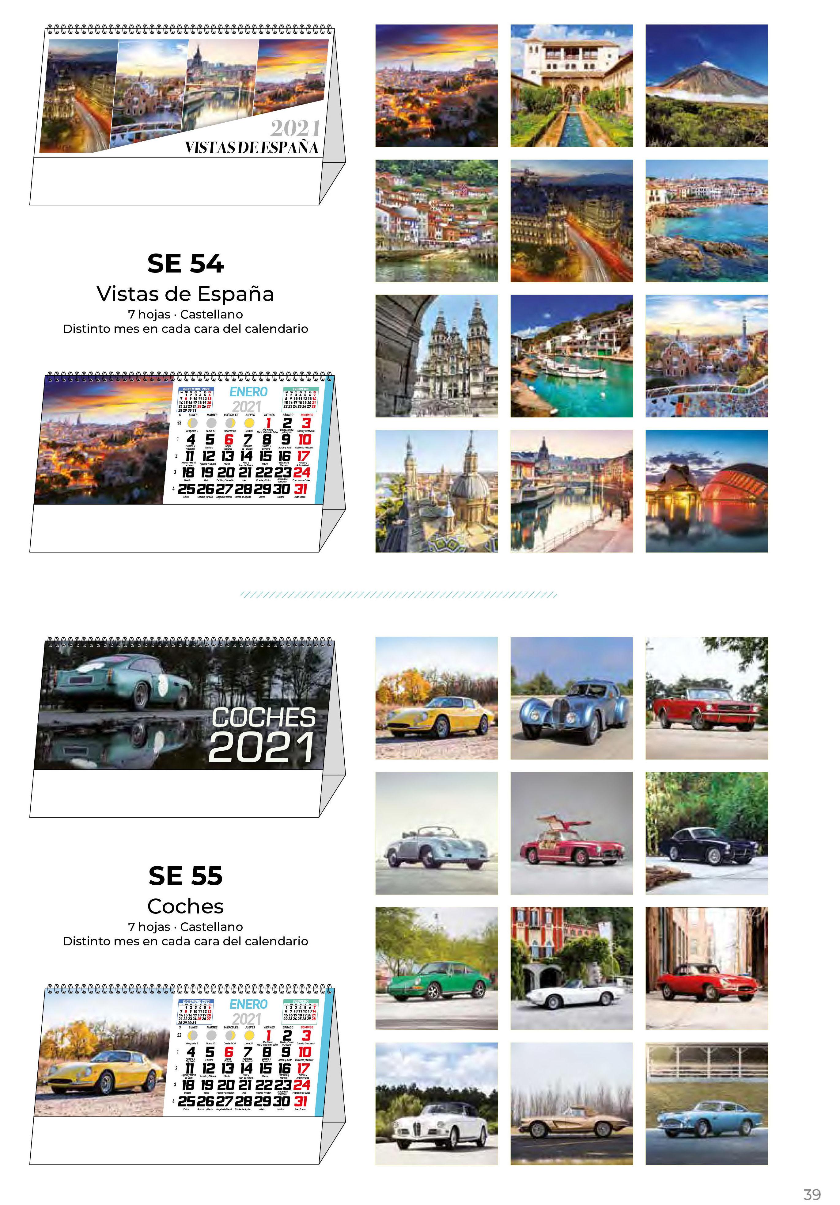 Foto 41 de Calendarios en Madrid | Gráficas Kalendex