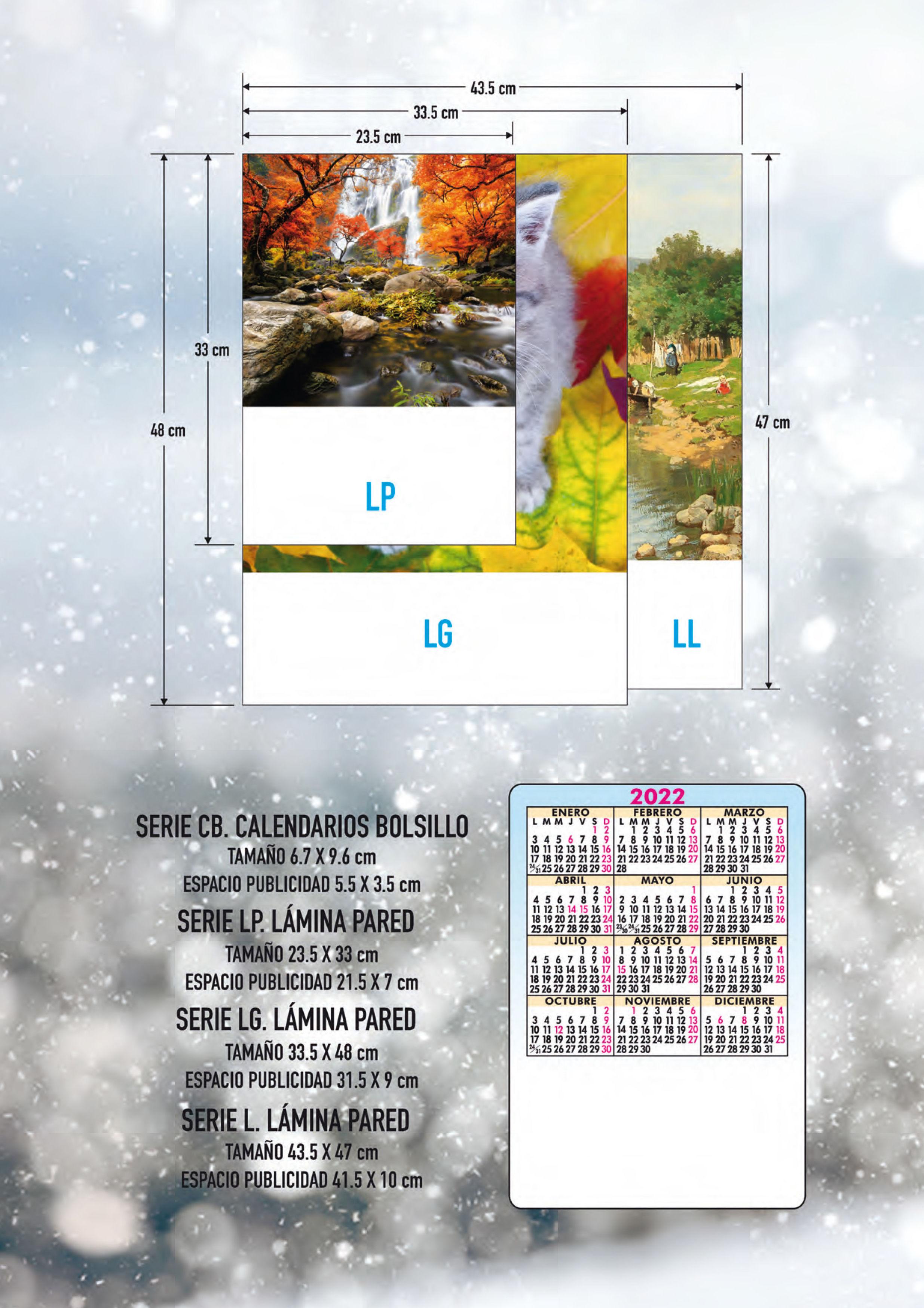 Foto 327 de Calendarios en Madrid | Gráficas Kalendex
