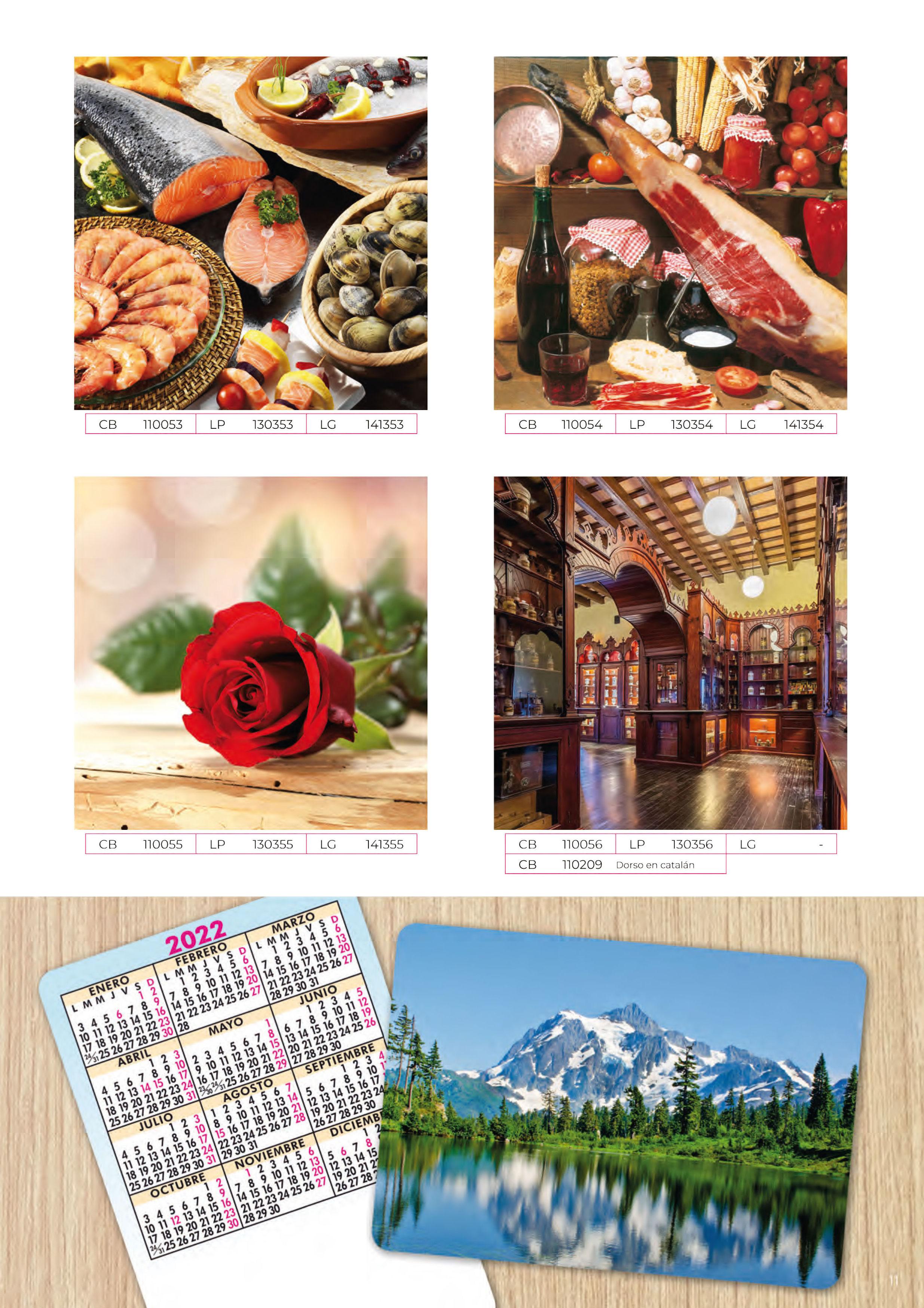 Foto 278 de Calendarios en Madrid | Gráficas Kalendex